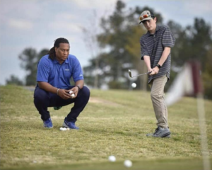 PGA PROFESSIONAL GOLFER | ANDRE LACEY II | THE FACES OF AUGUSTA GA