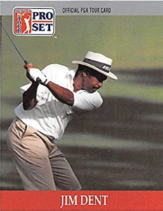 JIM DENT | PGA PROFESSIONAL BLACK GOLFER